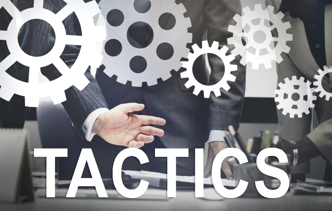 La táctica importa más que la estrategia