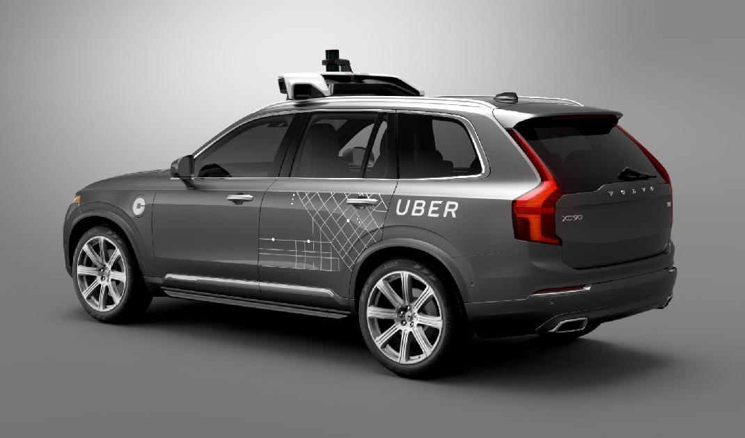 Uber pone en marcha sus coches autónomos en San Francisco