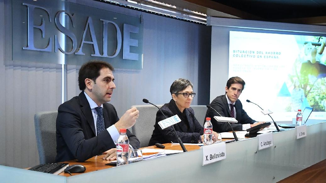 Los fondos de pensiones del empleo son el sistema más rentable de ahorro colectivo en España, según un estudio de ESADE y Mercer