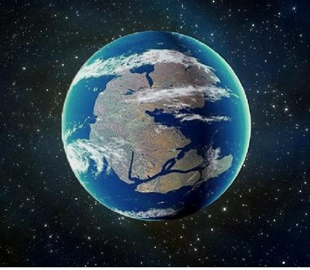 """Amasia, el nuevo """"mega continente"""" que predice la ciencia"""
