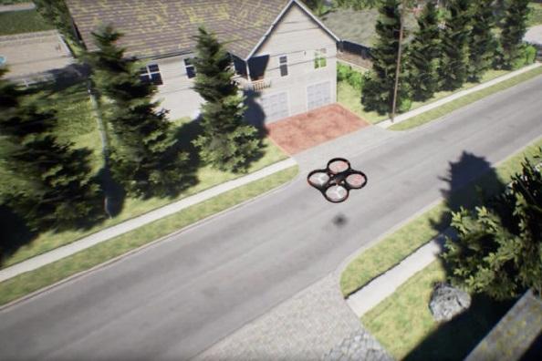Un simulador de drones y robots, la nueva apuesta de Microsoft