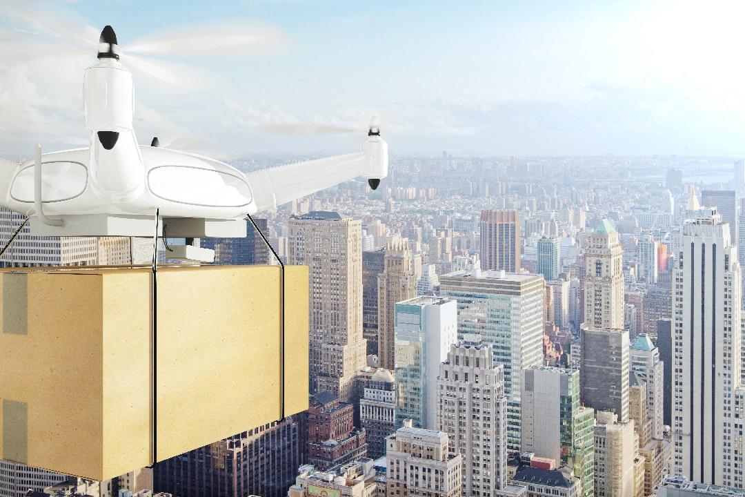El portal chino JD pondrá en marcha la primera red de distribución con drones del mundo