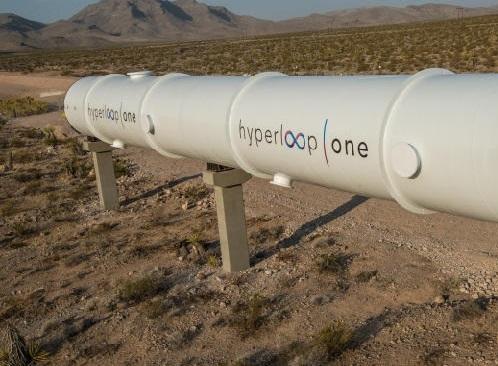 Hyperloop, el transporte que conectará el mundo a más de 1.300 kilómetros por hora