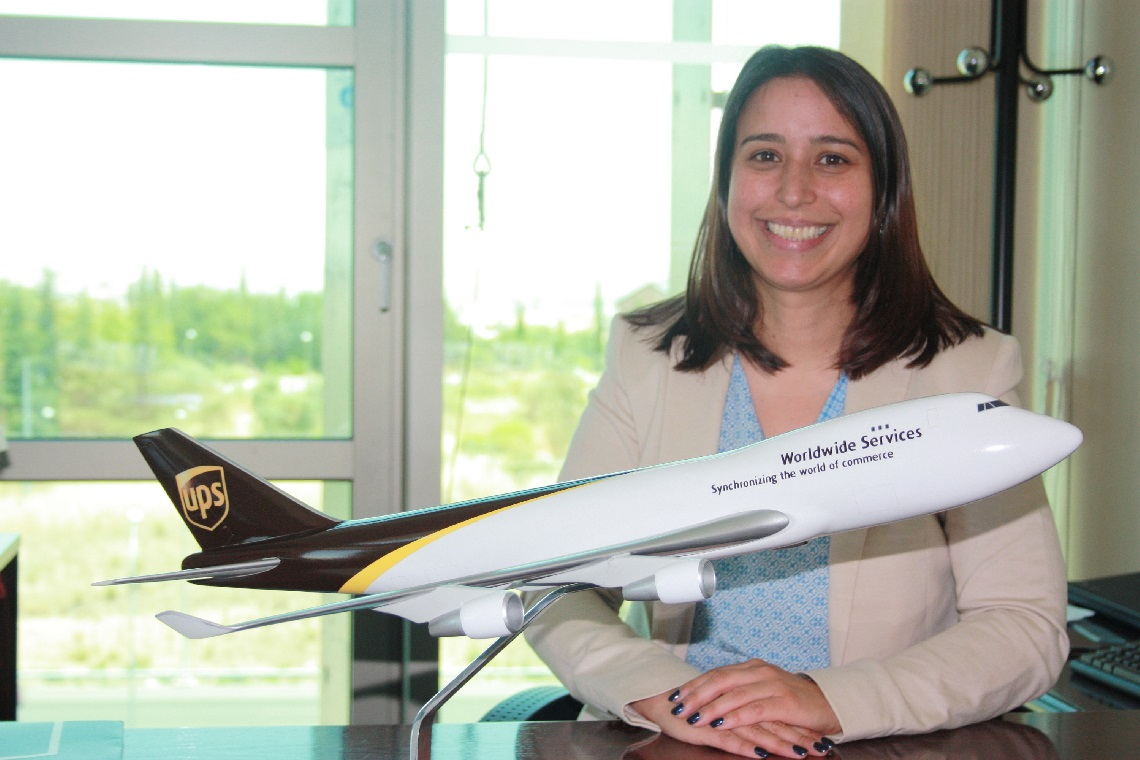 Entrevista a Clara Rojas, Directora de Marketing de UPS en España y Portugal