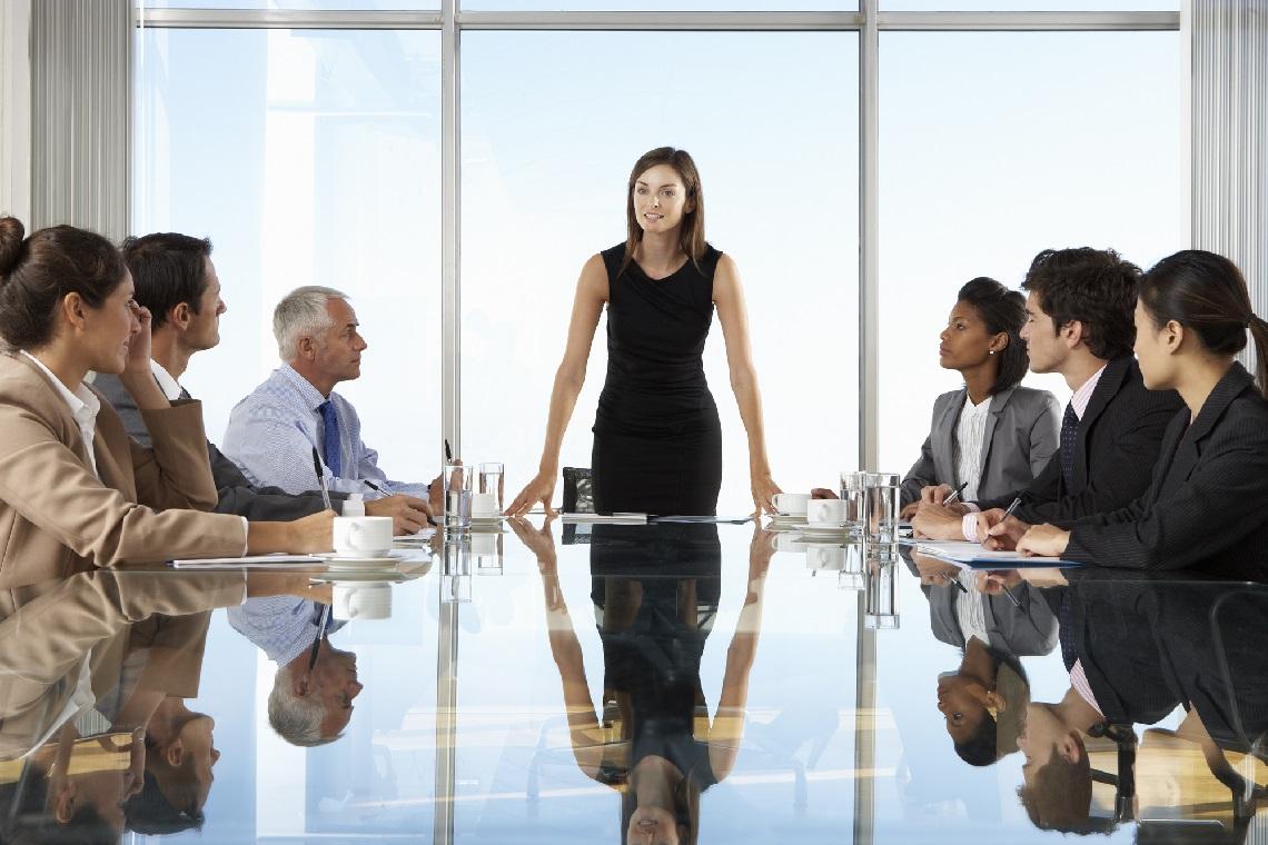 Un paso más hacia la llegada de mujeres a puestos de responsabilidad