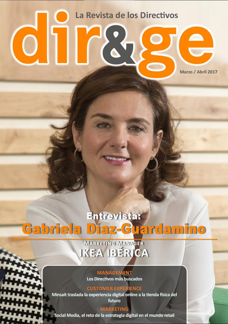Revista DIR&GE Marzo / Abril 2017