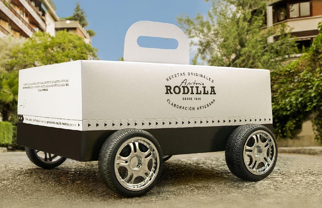 Rodilla inicia su servicio de entrega a domicilio de la mano de Deliveroo y Glovo