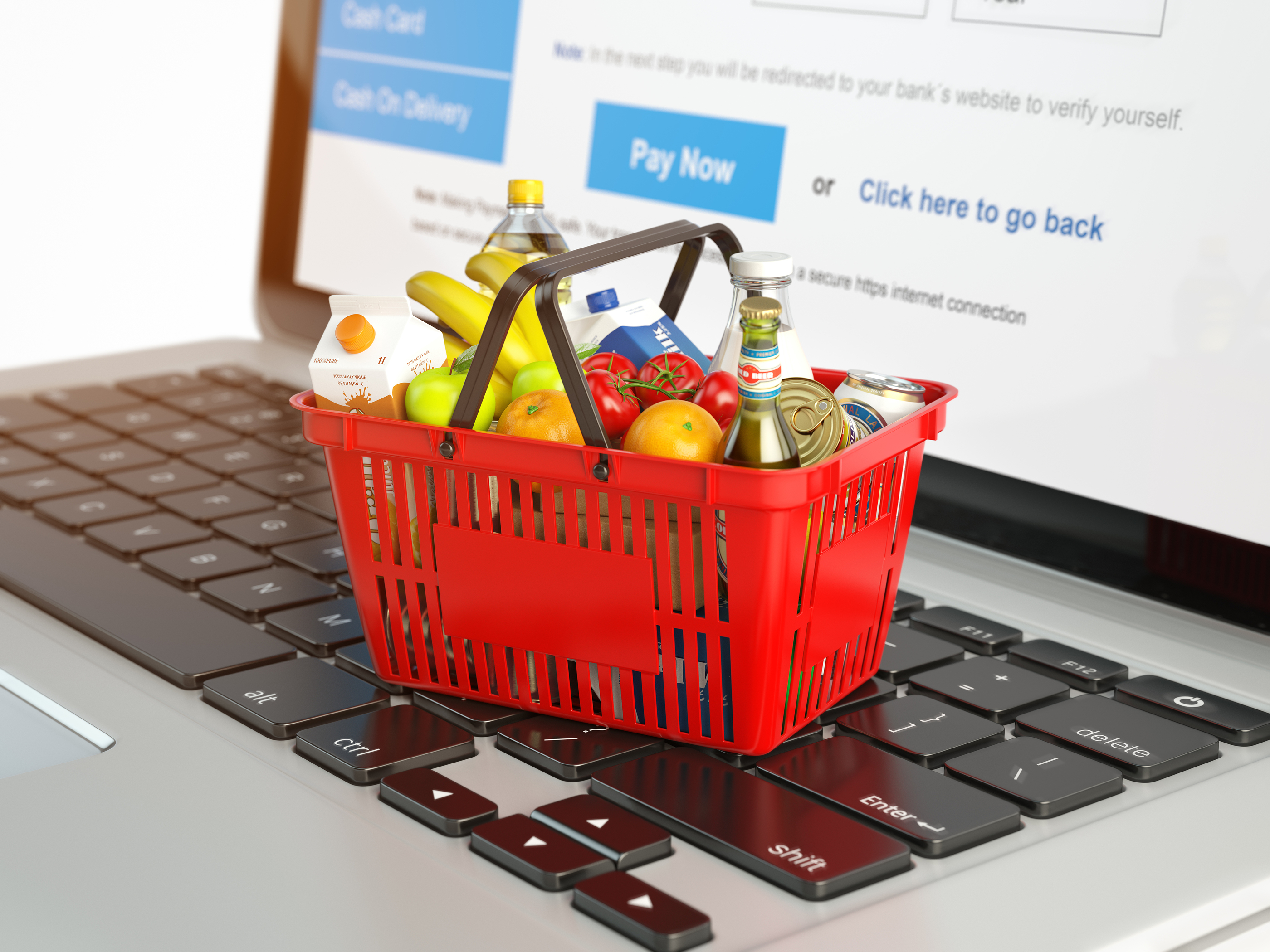 El boom del e-Food revoluciona el comercio electrónico