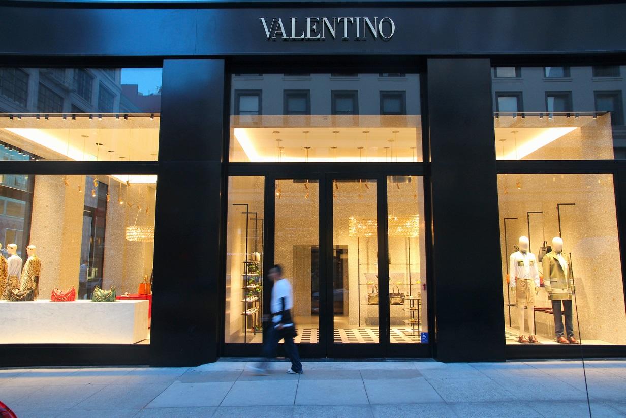 Valentino refuerza su apuesta por el eCommerce de la mano de Ynap