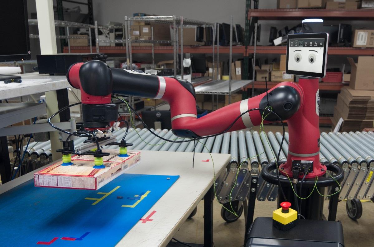 DHL impulsa la robotización de sus instalaciones