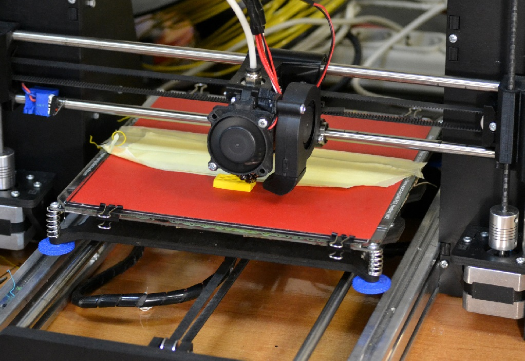 La impresión 3D redibuja la industria alimentaria