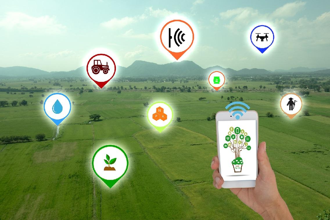 La agricultura del siglo XXI tiende la mano a la tecnología