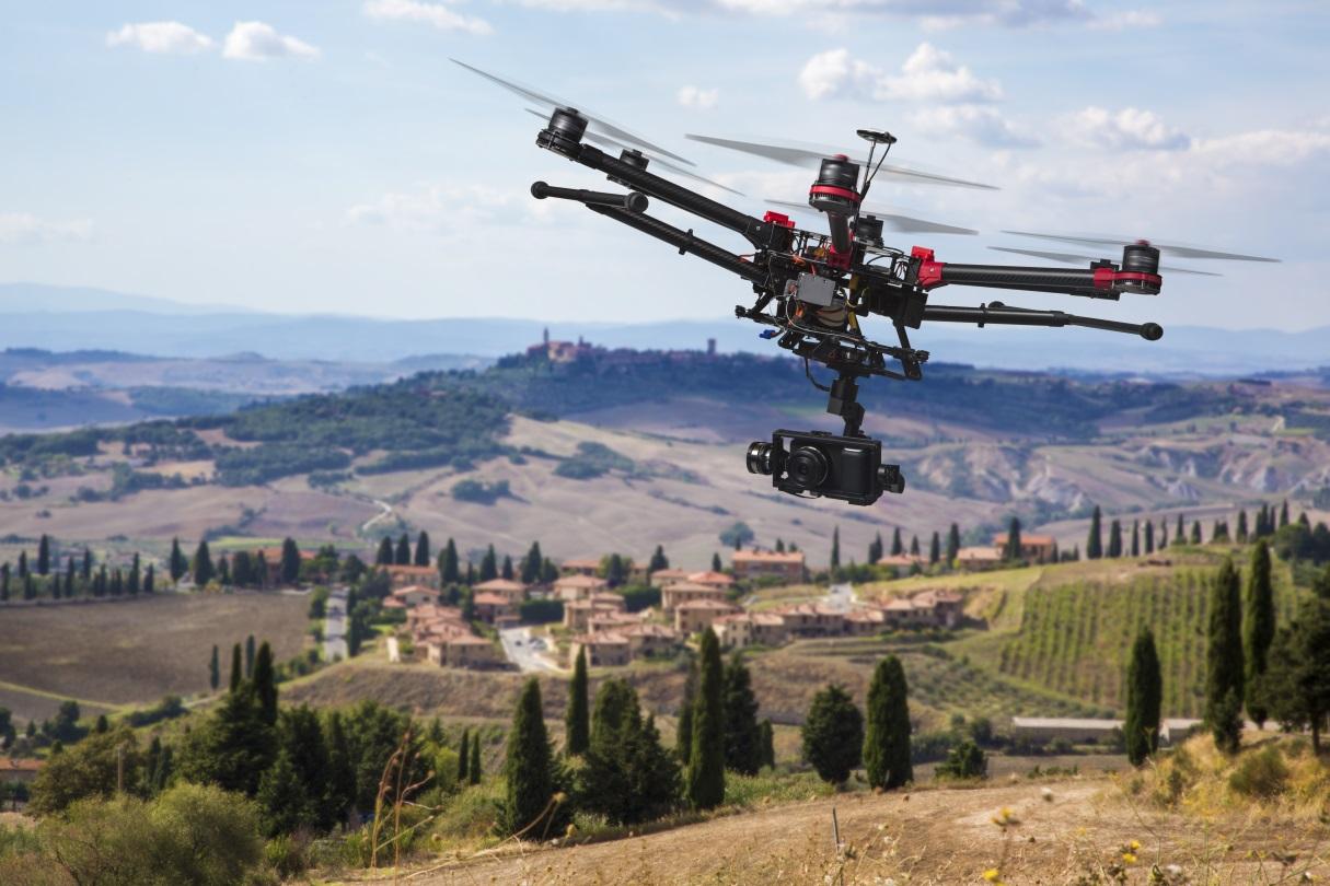 Los usos de los drones se multiplican para las empresas