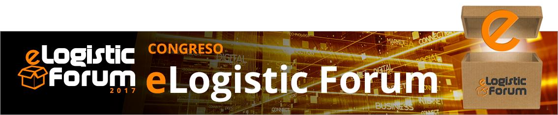 Congreso eLogistic Forum 2017