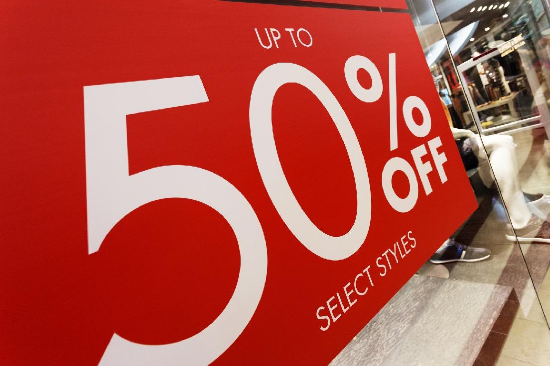 La guerra de descuentos y el eCommerce lastran el impacto de las rebajas