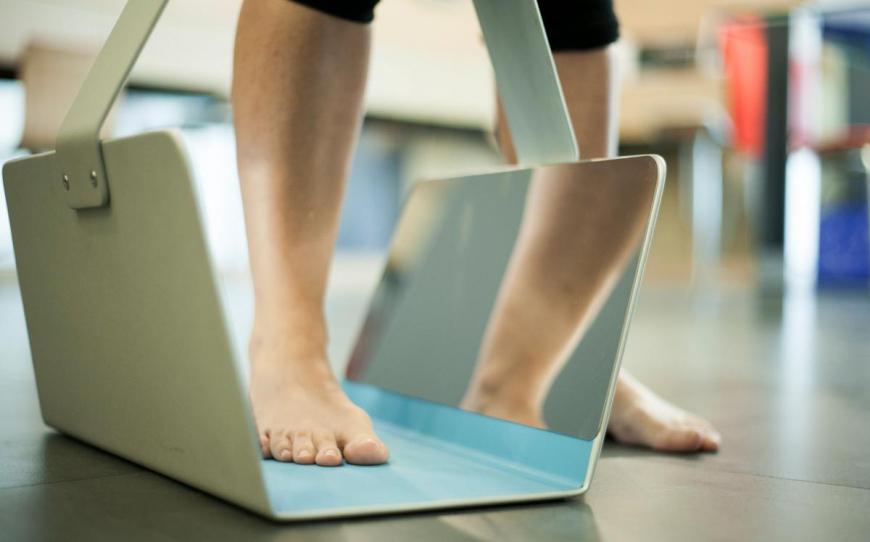 Una nueva app permitirá probar el calzado online antes de comprarlo