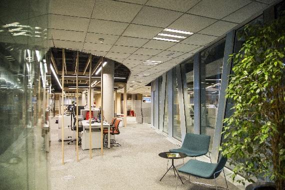 Oficinas flexibles para la nueva generación de directivos