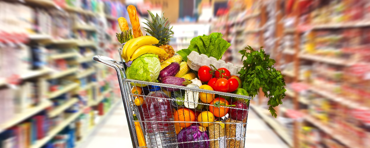 La cesta online española se resiste a los productos frescos