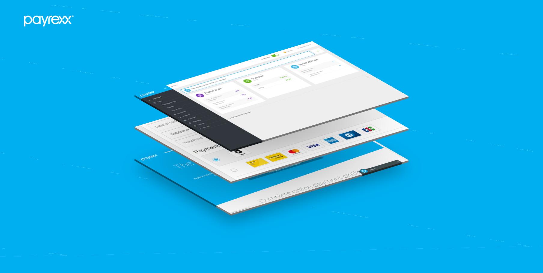 Payrexx lanza el primer software de One Page Shop en España