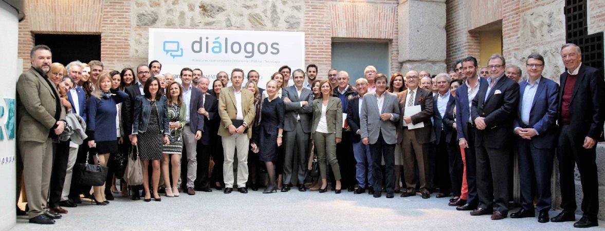 Diálogos Prodware-Cremades & Calvo Sotelo celebra su V edición como foro de debate y plataforma de reflexión
