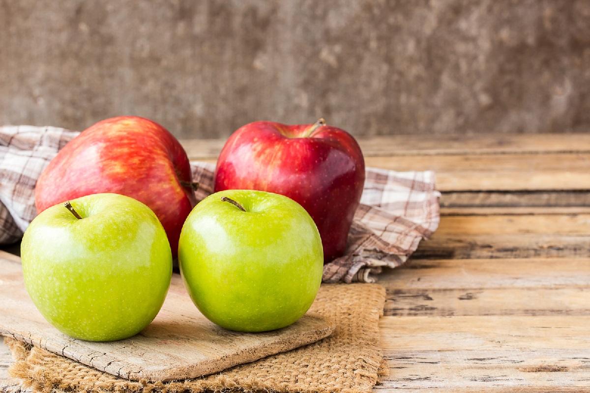 Las primeras manzanas genéticamente modificadas llegarán a las tiendas en otoño
