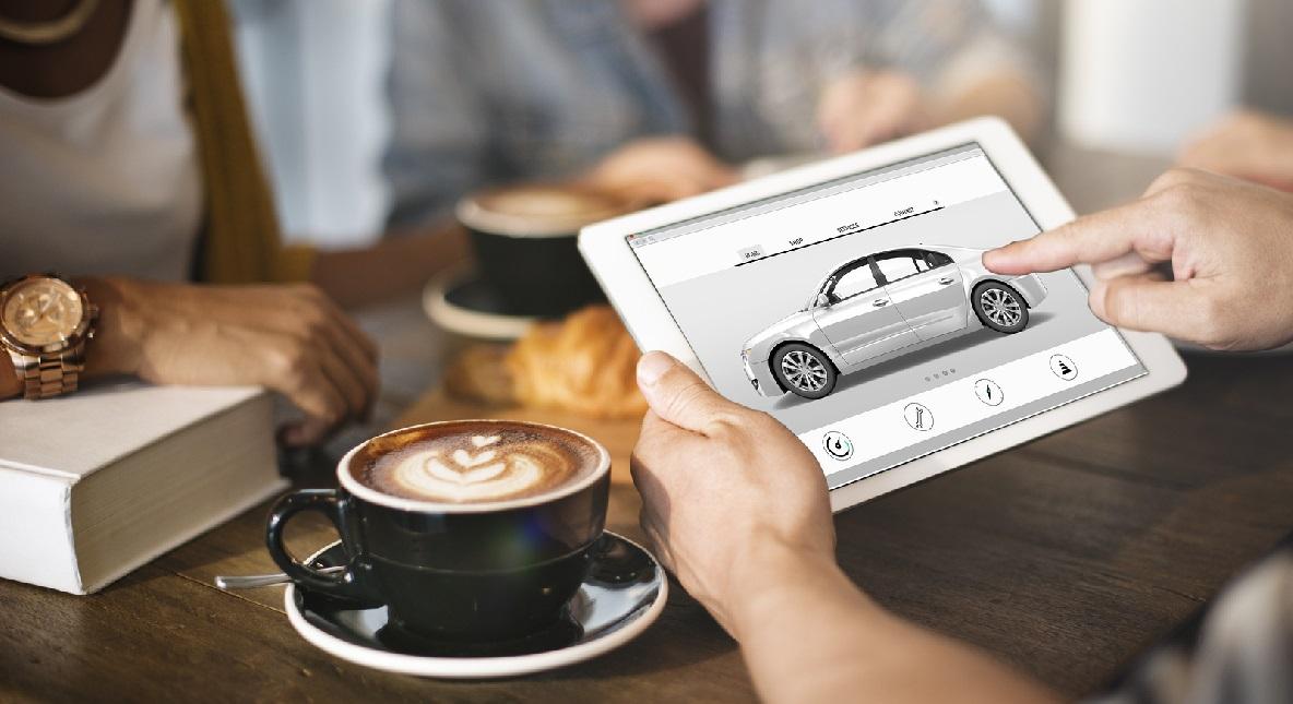 La evolución de la venta de coches a través de la tasación online