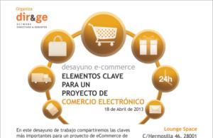 Título Elementos clave para un proyecto de comercio electrónico