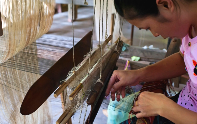 Tendencias del abastecimiento textil en Asia