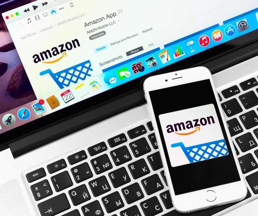 Amazon se posiciona como el retailer favorito de los consumidores online