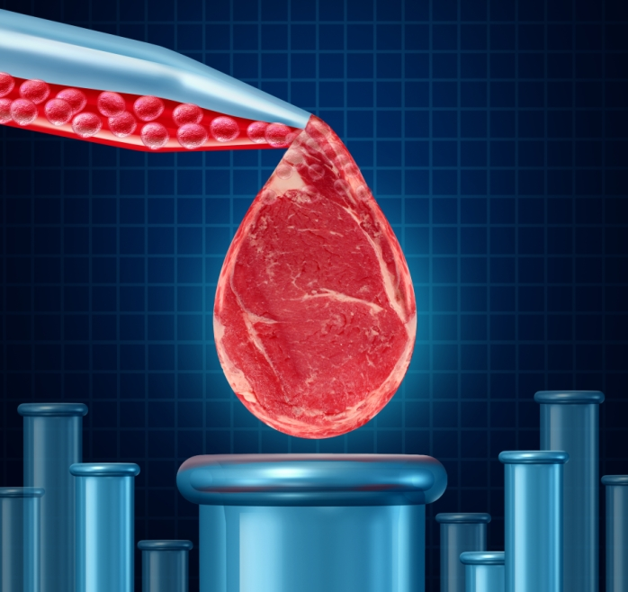 'Bistro in Vitro': el restaurante virtual que ofrece carne de laboratorio