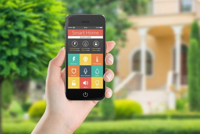 El aumento del gasto de las smart homes