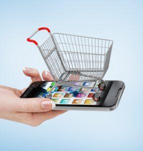 La compra desde el móvil