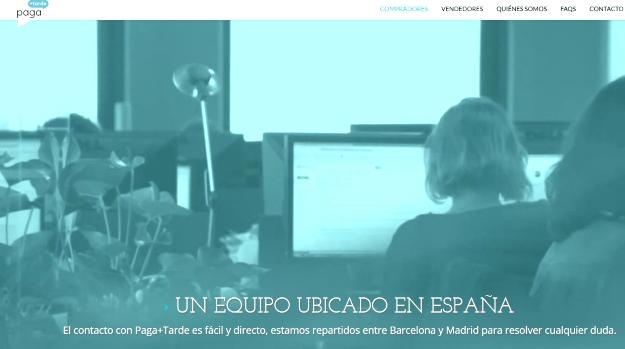 Informática El Corte Inglés firma un acuerdo con Paga+Tarde para financiar las compras online