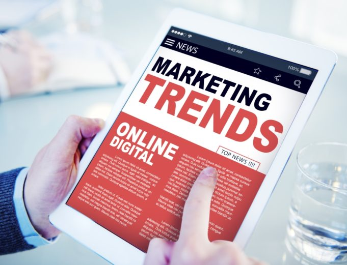 Las tendencias de marketing para 2016