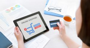 Ticket medio compra online de moda