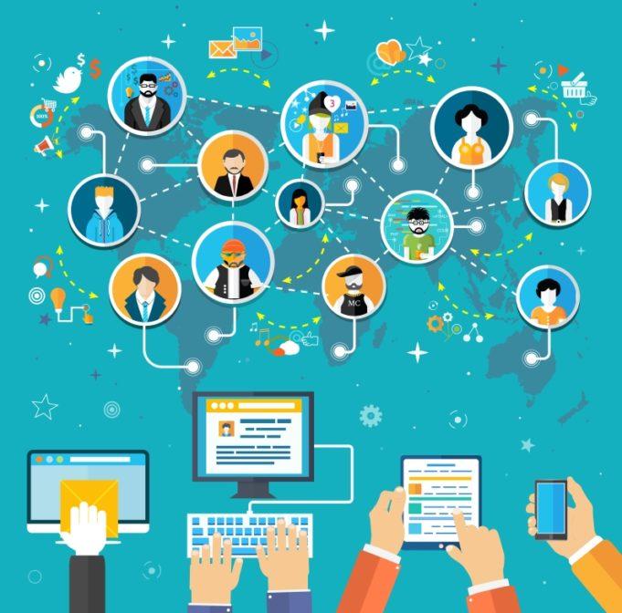 Redes Sociales - Vida personal y profesional - Redes Sociales