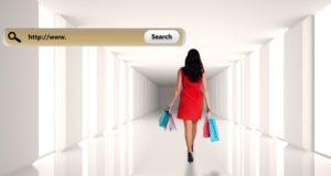 Mujer consumidora