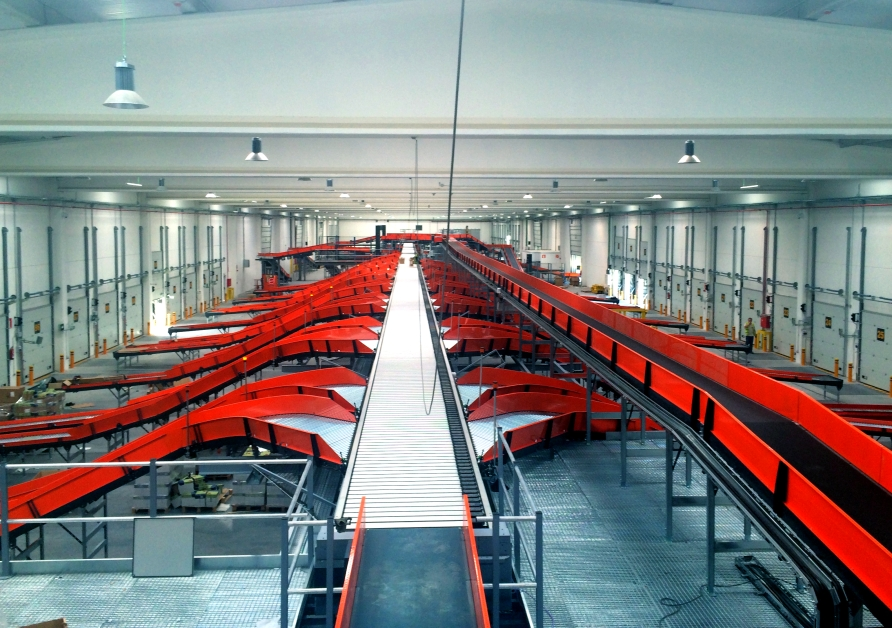 TNT estrena nuevo depot en Madrid