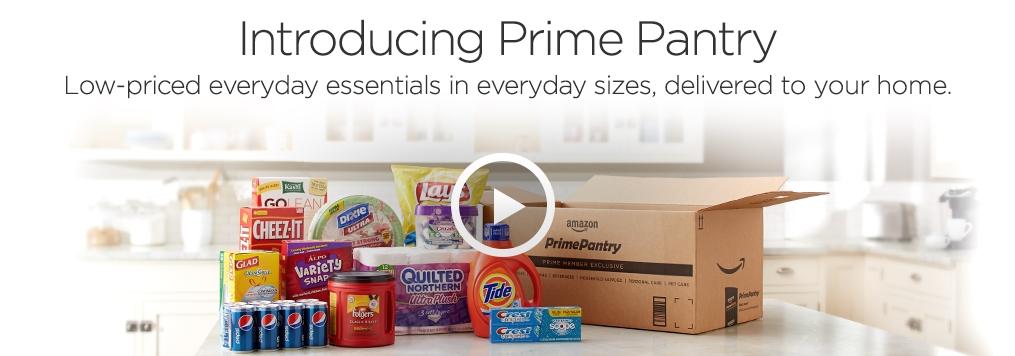Amazon pone en marcha su 'despensa digital' en Reino Unido
