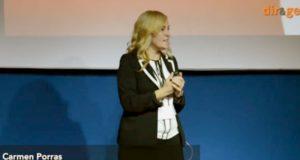 Carmen Porras, Head of Global CS Quality Assurance&OU Support de TNT