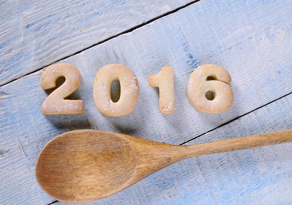 Las 12 tendencias alimentarias que llegan con el 2016