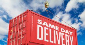 'Same day delivery' o cómo superar la barrera del tiempo