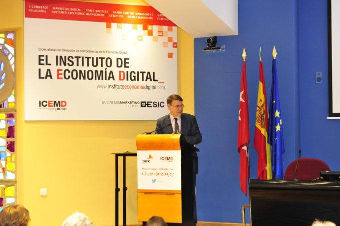 Presentación Jordi Sevilla ICEMD