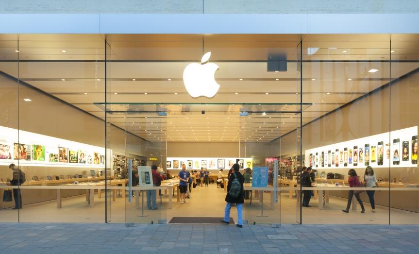 Apple pone en funcionamiento en España el servicio de recogida a través de sus tiendas
