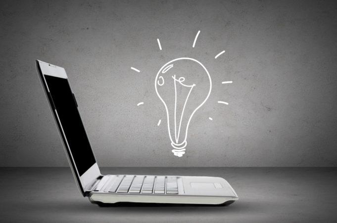 Portátil Emprendimiento Innovación