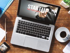 Website Startup Emprendimiento