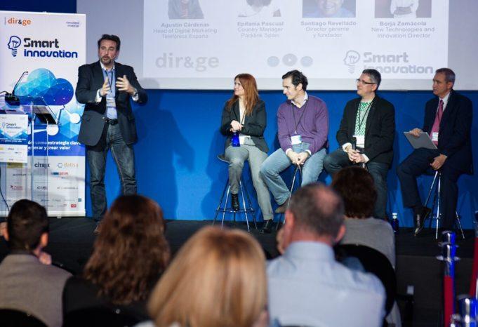 Mesa Redonda - Convención Smart Innovation 2016