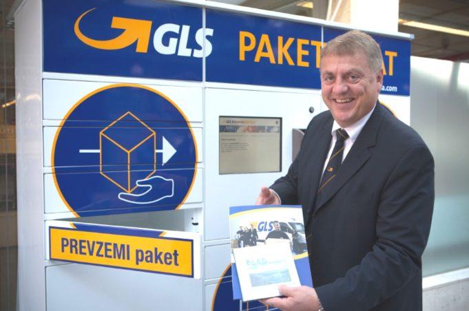 GLS ParcelLocker