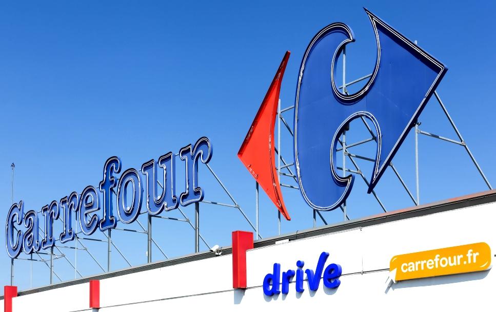 Carrefour  estrena en Vizcaya el servicio 'Drive' para sus clientes online