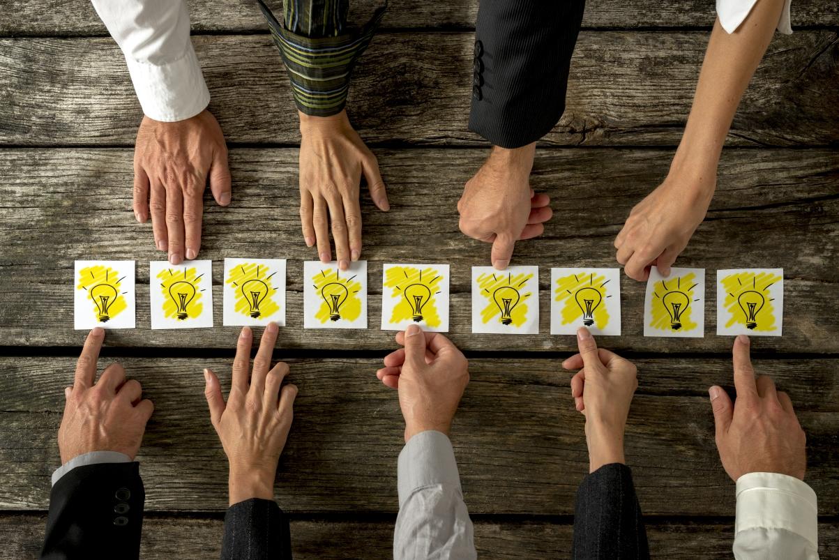 La colaboración como fuente de productividad del siglo XXI